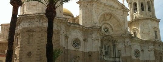 Catedral de Cádiz is one of Catedrales de España / Cathedrals of Spain.