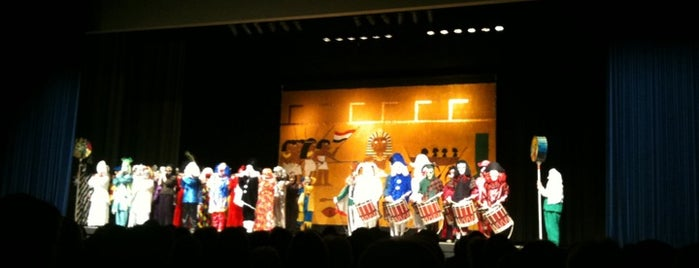 Messe Basel is one of Basler Fasnacht.