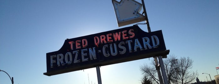 Ted Drewes Frozen Custard is one of Best places to visit in St. Louis, MO  #visitUS.