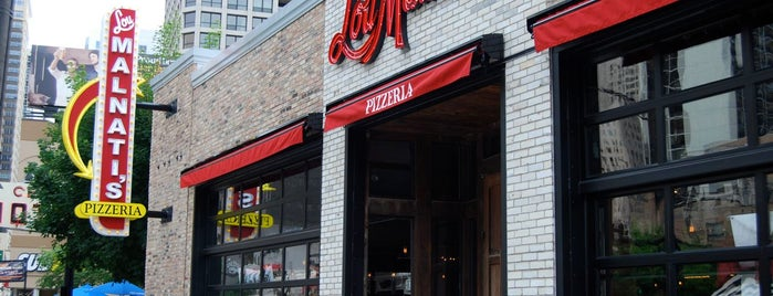Lou Malnati's Pizzeria is one of Pizzeria Pointers!.