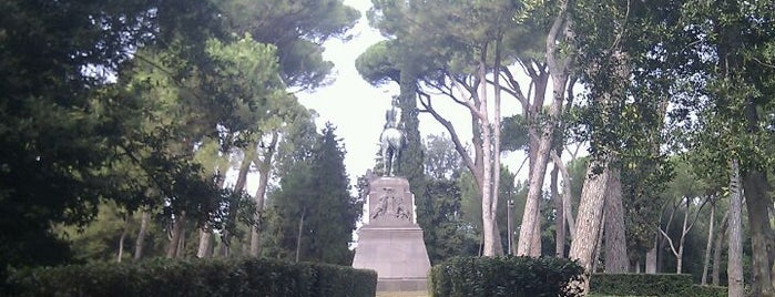 Villa Borghese is one of La Dolce Vita - Roma #4sqcities.