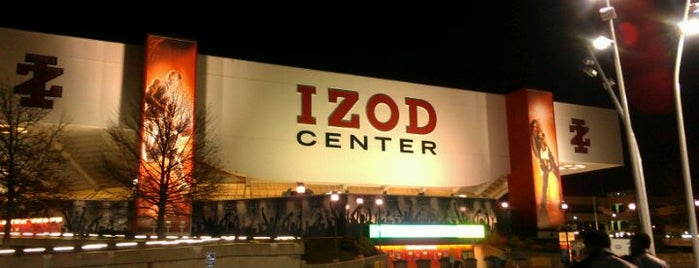 IZOD Center is one of Top Picks for Sports Stadiums/Fields/Arenas.