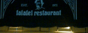 Mamoun's Falafel is one of NYC - Falafel Favorites.