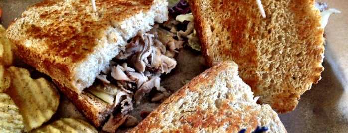 Noble Sandwich Co. is one of SXSW Austin 2012.