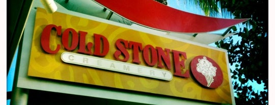 Cold Stone Creamery is one of Favorites, Waikiki.