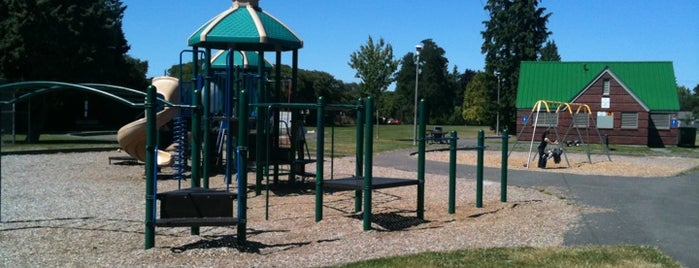 Highland Park Playground & Wading Pool is one of Seattle's 400+ Parks [Part 1].