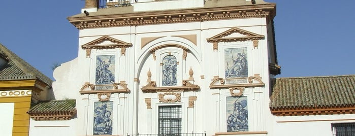 Hospital de la Caridad is one of 11 edificios religiosos de interés turístico.