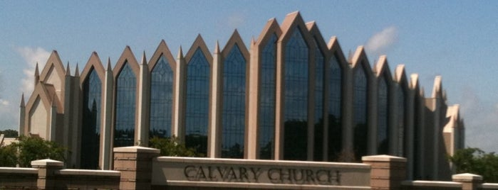 Calvary Church is one of Ministry Travels.