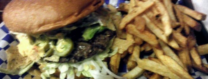Little Bitty Burger Barn is one of Top picks for Burger Joints.
