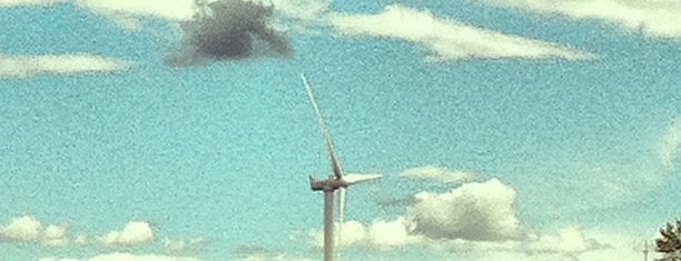 Kingston Wind Farm is one of Landmarks.