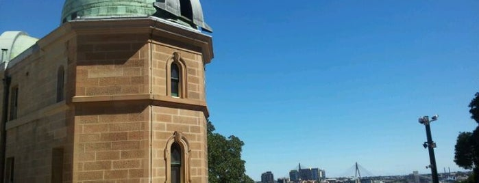 Sydney Observatory is one of Oldest buildings in Sydney.