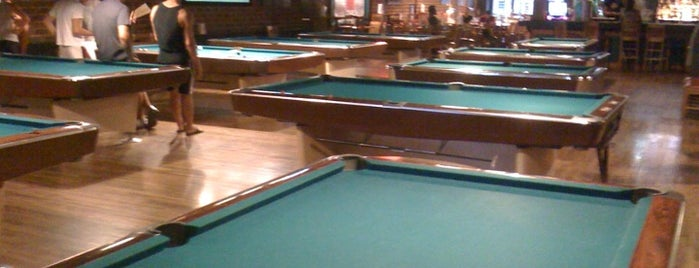 Billiards on Broadway is one of something fun to do.