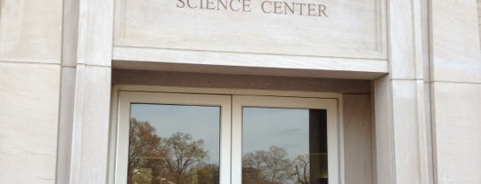 Stephens Science Center is one of Birmingham Southern.