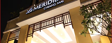 Le Méridien Chiang Mai is one of Hotel.