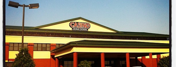 Casino at Ocean Downs is one of Summer Bucket List.