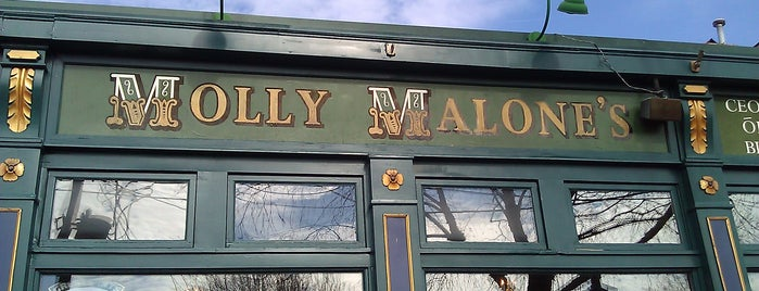 Molly Malone's is one of Bars in Louisville to watch NFL SUNDAY TICKET™.