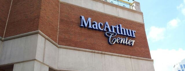 MacArthur Center is one of Shopping Places.