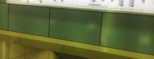 Yurakucho Line Ikebukuro Station (Y09) is one of Station.