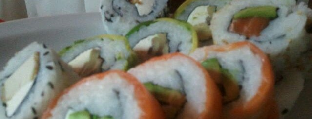 The Sushi Kyu is one of Restaurantes, Bares, Cafeterias y el Mundo Gourmet.