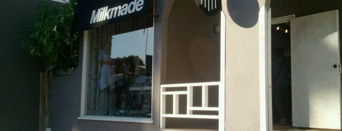 Milkmade is one of Guide to Los Angeles's best spots.