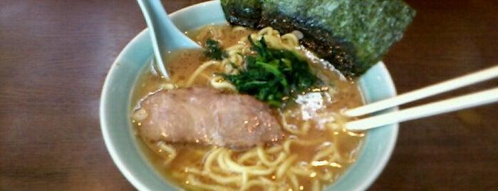 ラーメンショップ 寿々㐂家 is one of ラーメン!拉麺!RAMEN!.