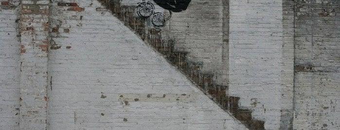 Banksy is one of Explore Chicago West Loop.