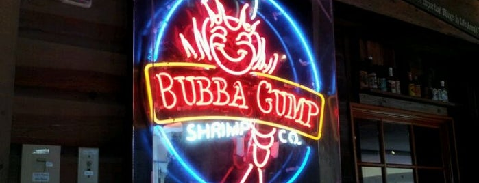 Bubba Gump Shrimp Co. is one of Florida!.