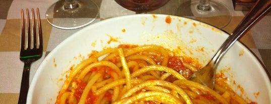 Da Bucatino is one of ristoranti Roma.