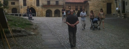 Santillana del Mar is one of 1,000 Places to See Before You Die - Part 2.