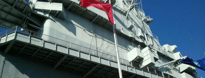 Patriots Point Naval & Maritime Museum is one of Charleston, SC #visitUS.