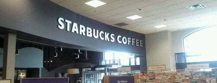 Starbucks is one of Restaurants.