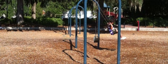 Forsyth Park is one of Family/Kid Friendly Activities in Savannah.