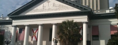 Florida State Capitol is one of The Crowe Footsteps.