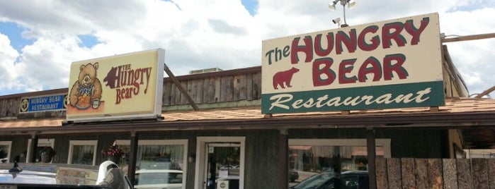 Hungry Bear is one of Awesome places!.