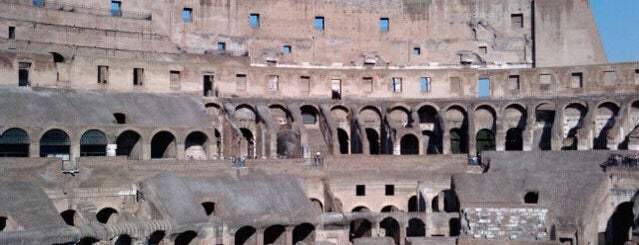Colosseum is one of The Best Places I Have Ever Been.