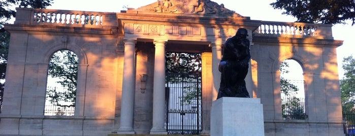 Rodin Museum is one of Love The Arts In Philadelphia #visitUS.
