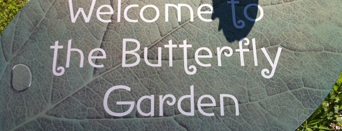 Butterfly Garden is one of been here.