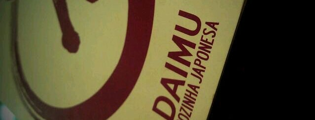 Daimu is one of Top picks for Sushi in Porto Alegre.