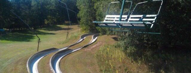 Wild Mountain Ski Area is one of Skiing in Minnesota.