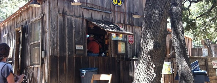 Luckenbach Texas and Dance Hall is one of Austin.