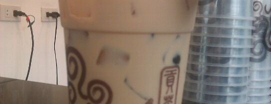 Gong Cha is one of Need to eat.
