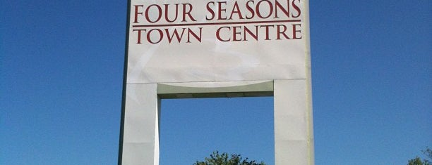 Four Seasons Town Centre is one of Top picks for Malls.