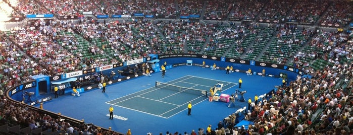 Australian Open - The Grand Slam of Asia/Pacific is one of Quintessential Melbourne.