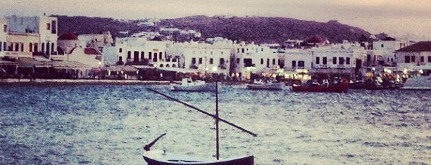 Mykonos Town is one of Places To See Before I Die.
