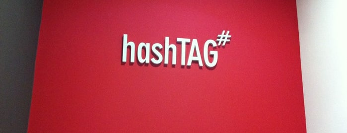 hashTAG is one of socialtrampos.