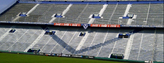 Estadio José Amalfitani (Vélez Sársfield) is one of Top 10 restaurants when money is no object.