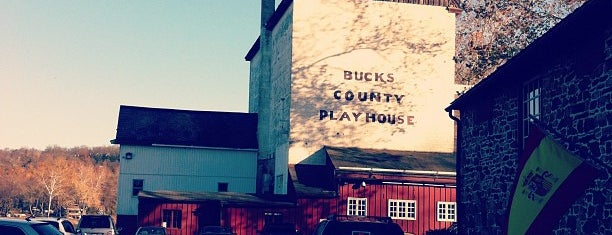Bucks County Playhouse is one of Must-See Spots in Bucks County, PA! #visitUS.