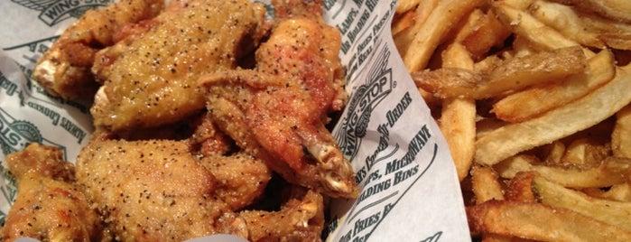 Wingstop is one of Food.