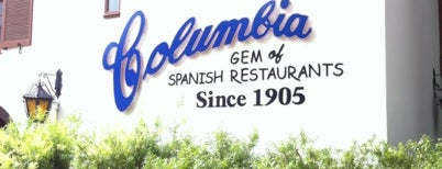 Columbia Restaurant is one of My St. Augustine Favorites.