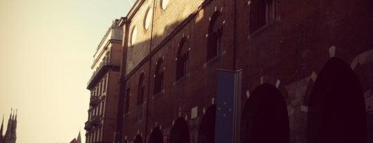 Loggia dei Mercanti is one of 101Cose da fare a Milano almeno 1 volta nella vita.